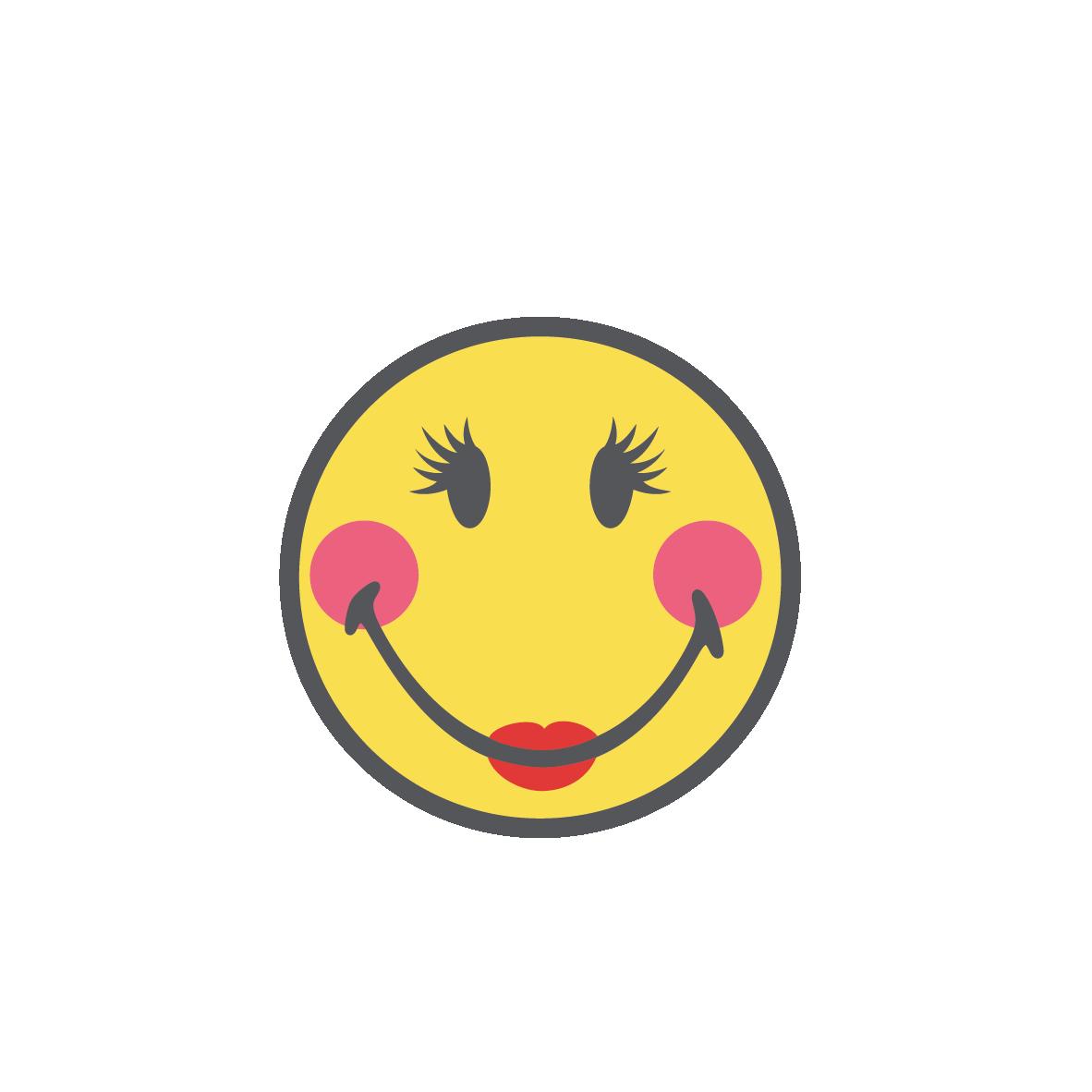 Ciaté X SmileyWorld messages sticker-4