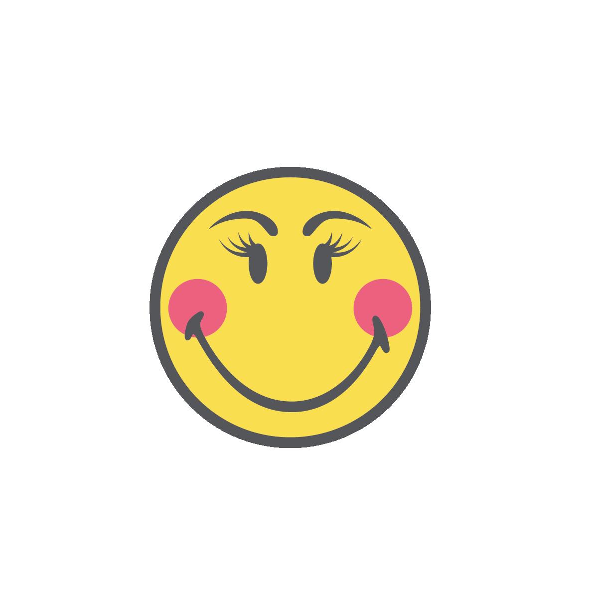 Ciaté X SmileyWorld messages sticker-0