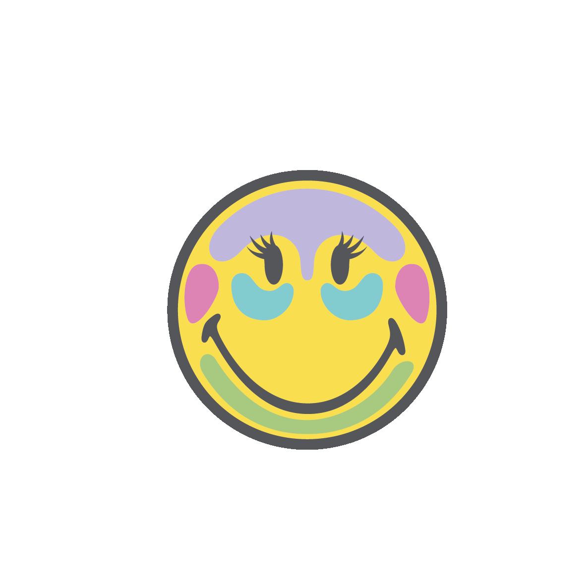 Ciaté X SmileyWorld messages sticker-9