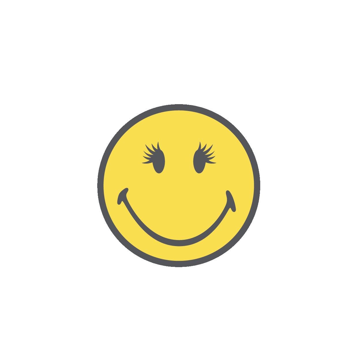 Ciaté X SmileyWorld messages sticker-3