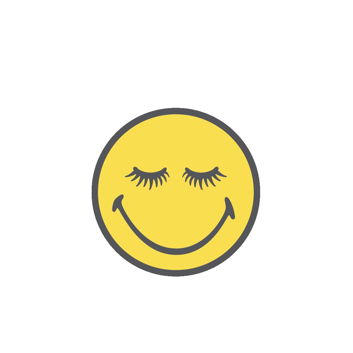 Ciaté X SmileyWorld messages sticker-11