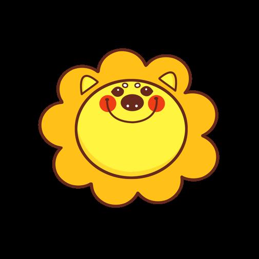 小葵花转-STICKER messages sticker-5