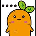 CarrotSleep messages sticker-9