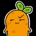 CarrotSleep messages sticker-3