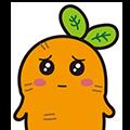 CarrotSleep messages sticker-7