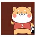 FootballDogRoll messages sticker-10