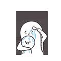 ProblemChild-Emoji messages sticker-11