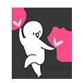 ProblemChild-Emoji messages sticker-9