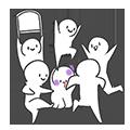 ProblemChild-Emoji messages sticker-8