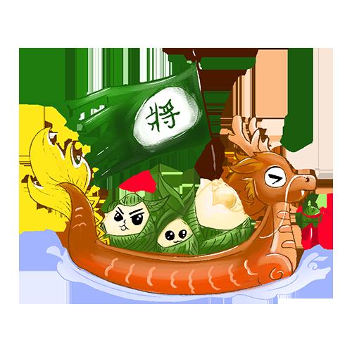 钱有道 - YODETI messages sticker-6