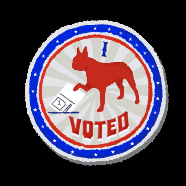 Vote, Vote messages sticker-2