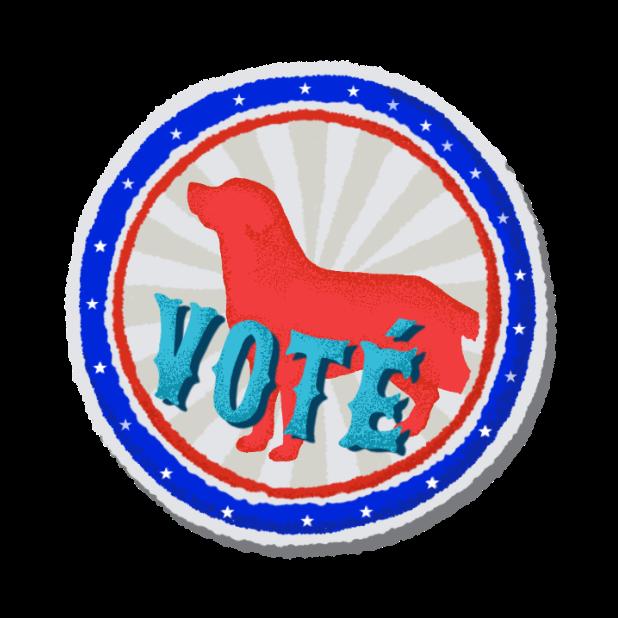 Vote, Vote messages sticker-4