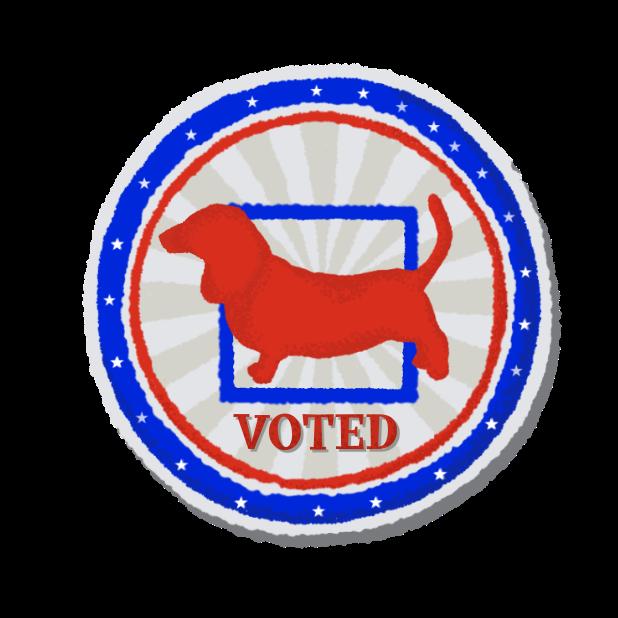 Vote, Vote messages sticker-1