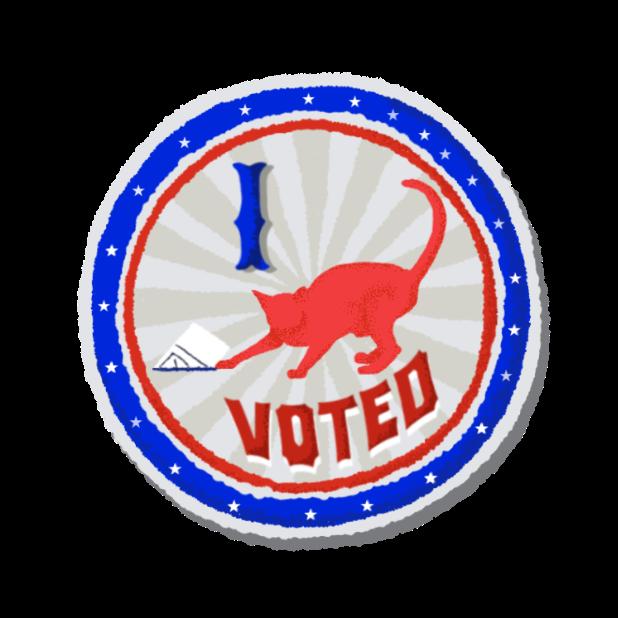 Vote, Vote messages sticker-7