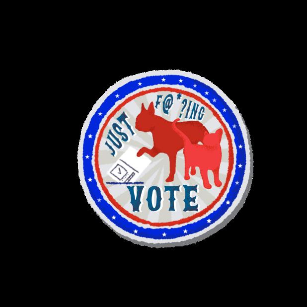 Vote, Vote messages sticker-11