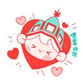 YUhppy messages sticker-3
