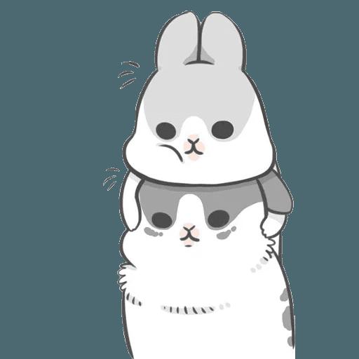 Machiko Rabbit Pack# 2 messages sticker-9