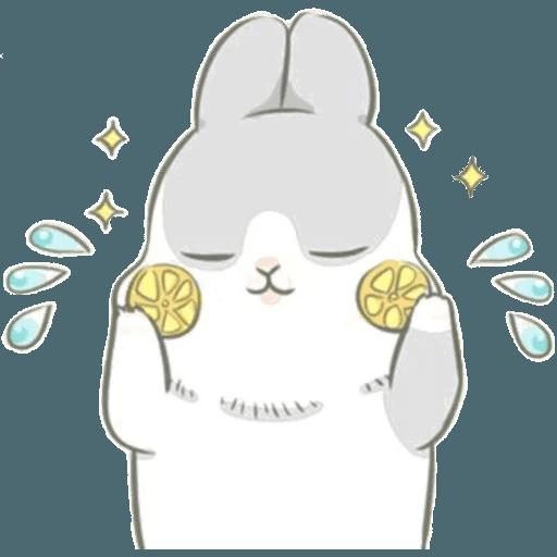 Machiko Rabbit Pack# 2 messages sticker-4