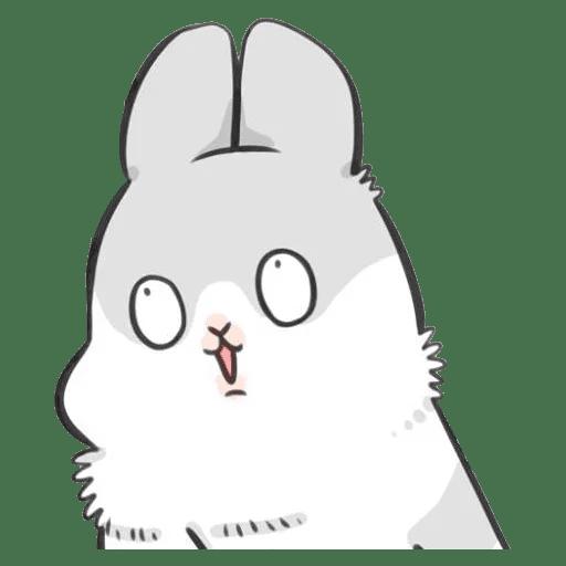 Machiko Rabbit Pack# 3 messages sticker-7