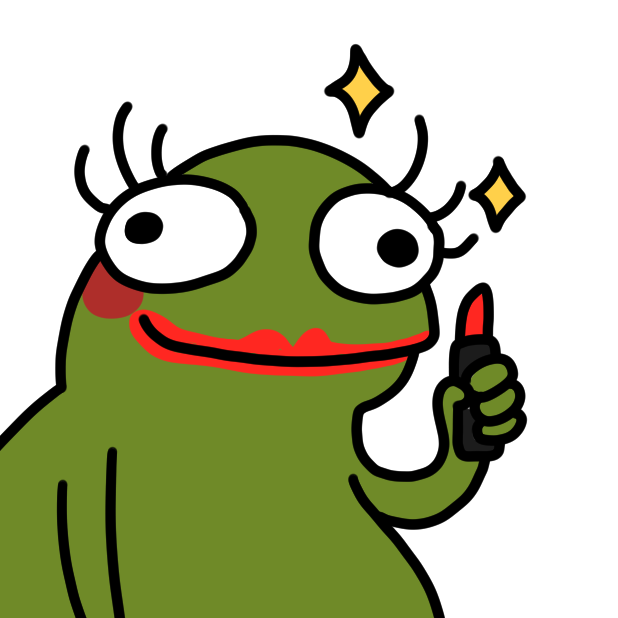 Bippy Frog messages sticker-0