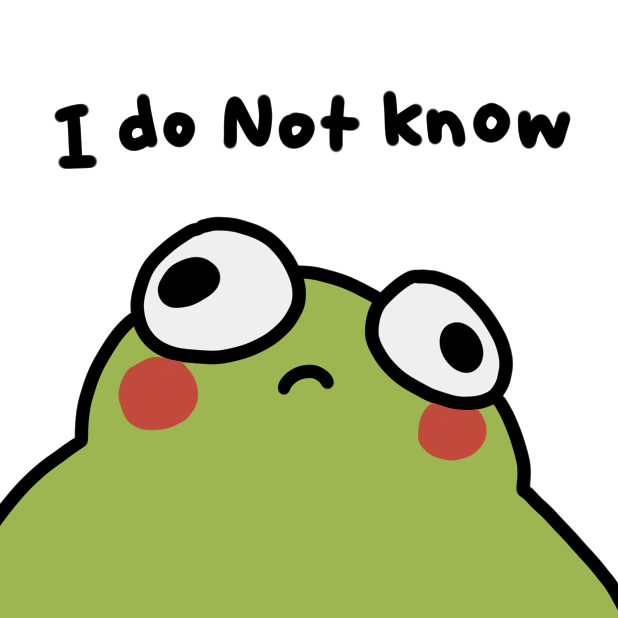 Bippy Frog messages sticker-2
