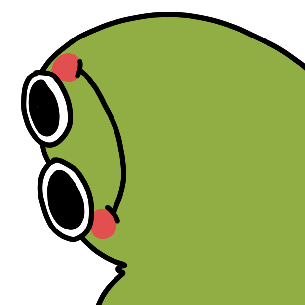 Bippy Frog messages sticker-10