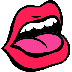 RedLips-mood messages sticker-5