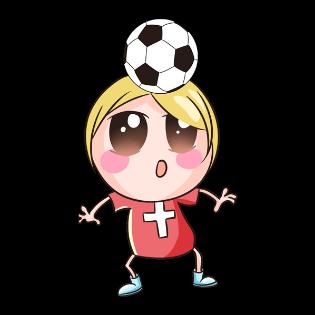 足球6贴图-手机短信贴图 messages sticker-5