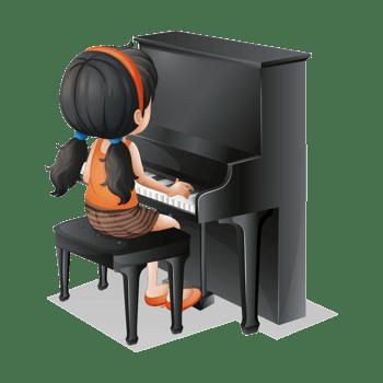 钢琴贴纸 messages sticker-6
