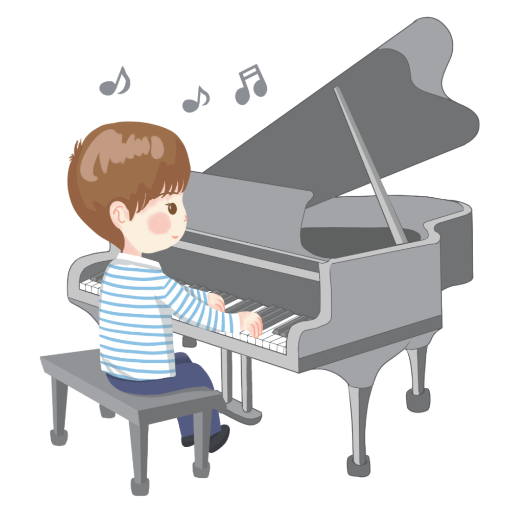 钢琴贴纸 messages sticker-4