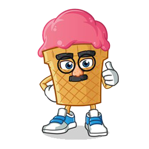 Happy Ice Cream messages sticker-6