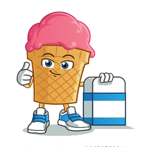 Happy Ice Cream messages sticker-11