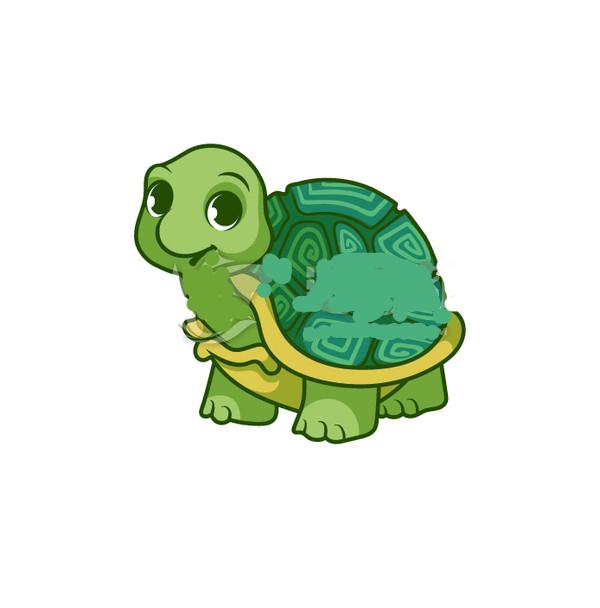 Little Turtle Life messages sticker-7