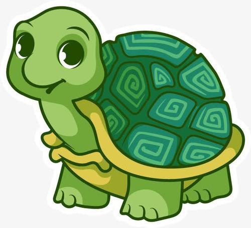 Little Turtle Life messages sticker-0