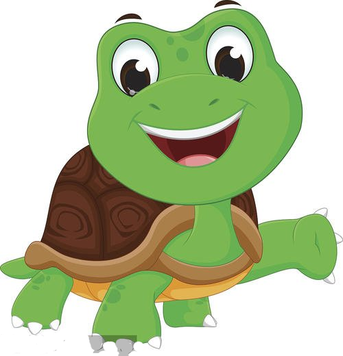 Little Turtle Life messages sticker-3