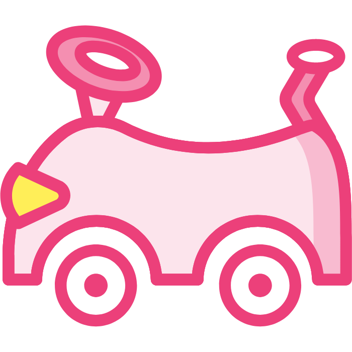 Fun toy car messages sticker-11