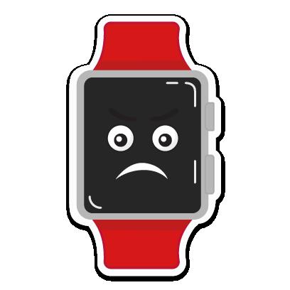 Buddywatch - Watch Faces messages sticker-1