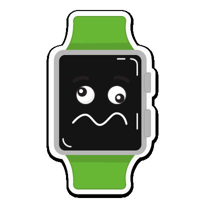 Buddywatch - Watch Faces messages sticker-2