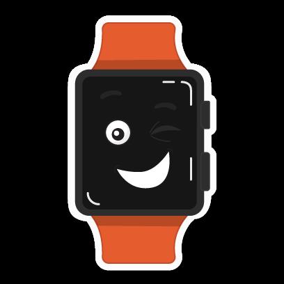Buddywatch - Watch Faces messages sticker-10