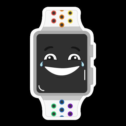 Buddywatch - Watch Faces messages sticker-9