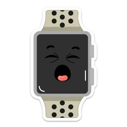 Buddywatch - Watch Faces messages sticker-7