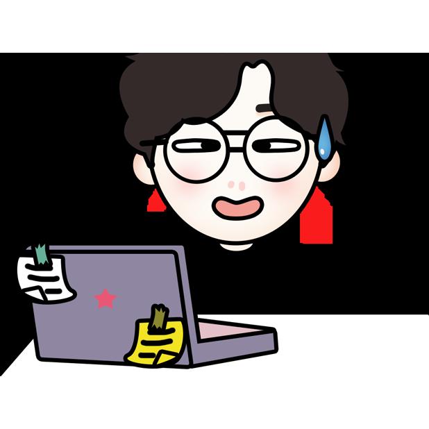 设计男生 messages sticker-5