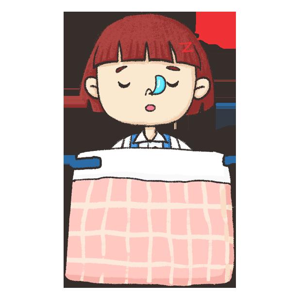 红头发男生 messages sticker-1