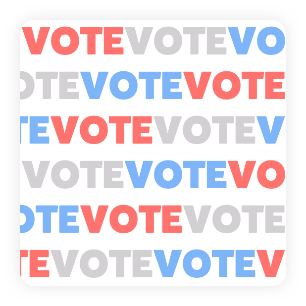 Election Chat Stickers messages sticker-4