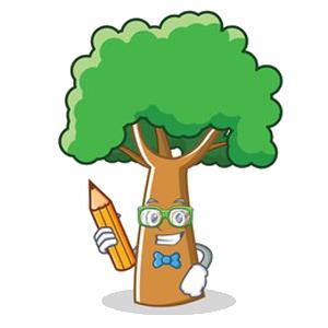 Happy Big Tree Sticker messages sticker-4