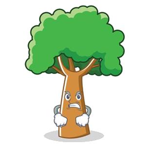 Happy Big Tree Sticker messages sticker-7