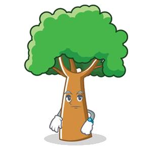 Happy Big Tree Sticker messages sticker-5