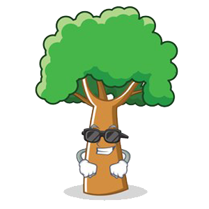 Happy Big Tree Sticker messages sticker-1