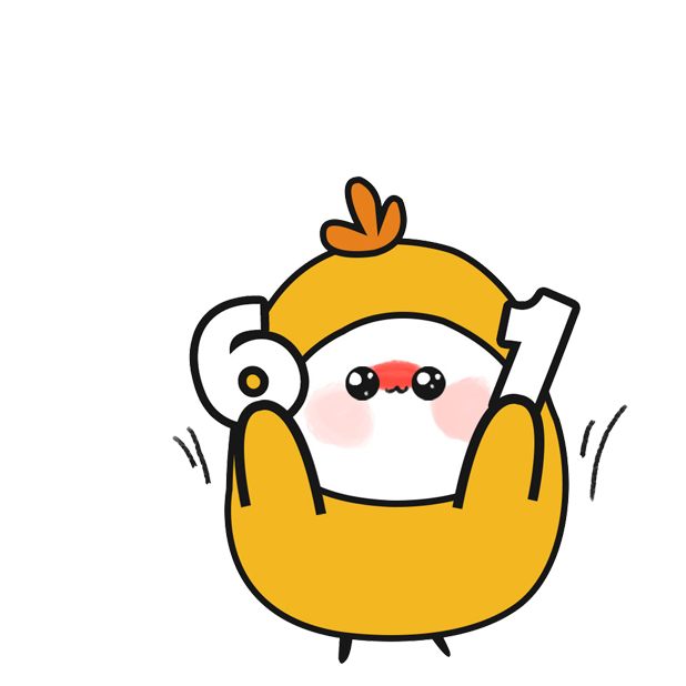 鸡蛋黄 messages sticker-6