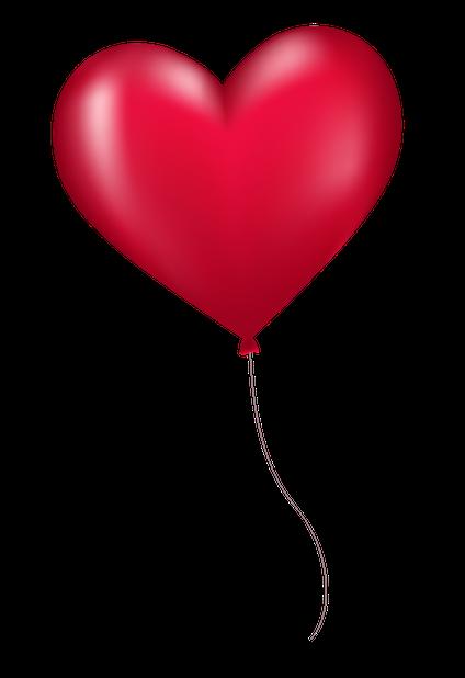 Heart Balloon messages sticker-0